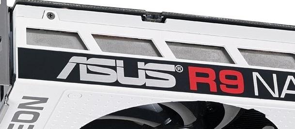 Asus Radeon R9 Nano 4G White - Portada