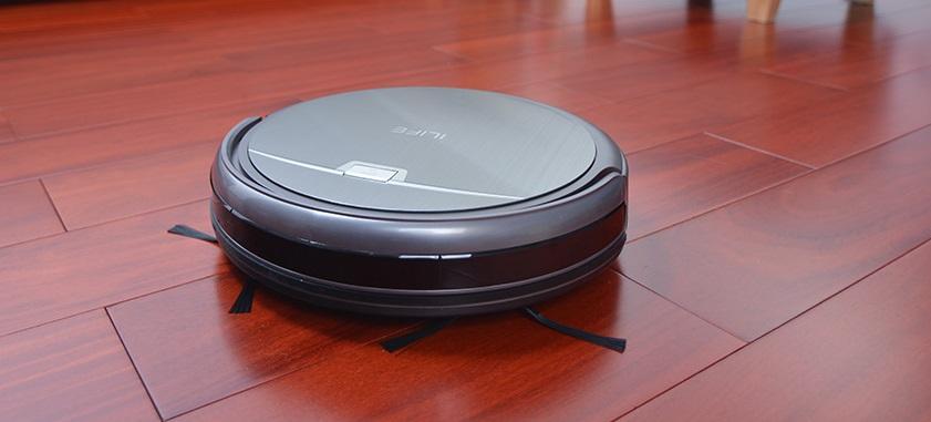 Chuwi Ilife A4: Potente robot aspiradora por 138 euros