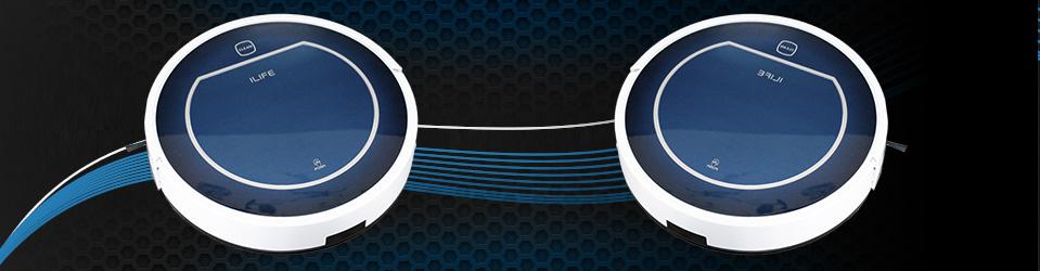 Review: Chuwi Ilife V7 (Robot aspiradora)