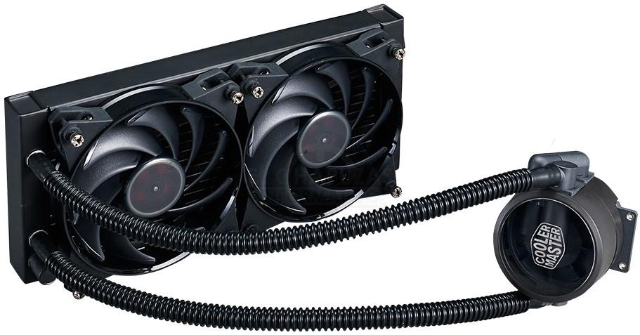 Cooler Master MasterLiquid Pro 120/240: Líquidas de alto rendimiento