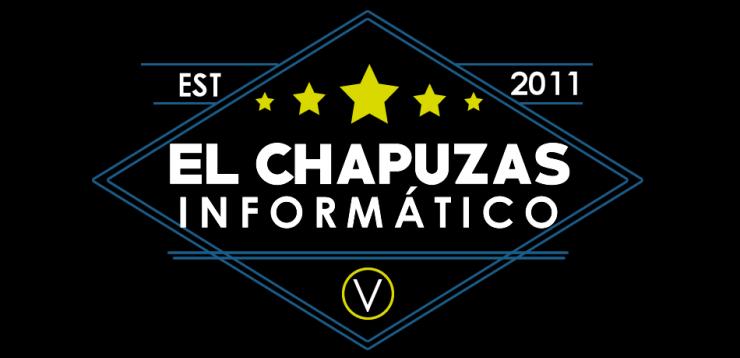 El Chapuzas Informatico logo 5 año