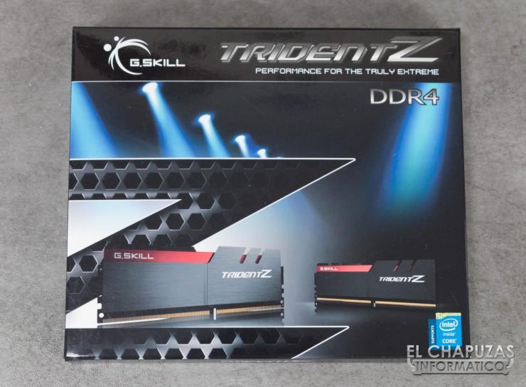 G.Skill TridentZ DDR4 01