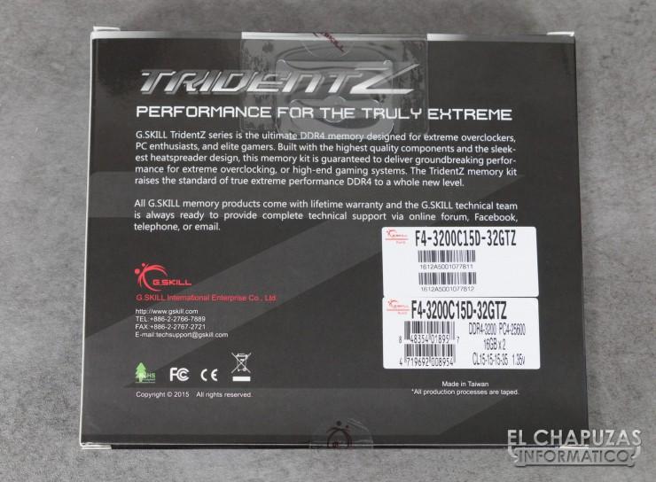 G.Skill TridentZ DDR4 02