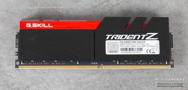 G.Skill TridentZ DDR4 07