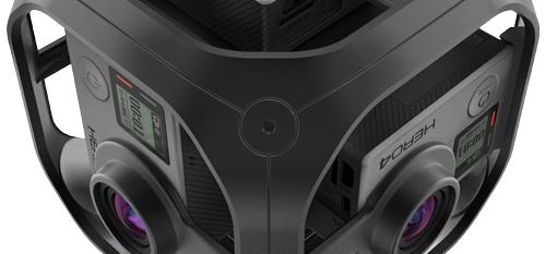 GoPro Omni VR: La cámara deportiva VR de GoPro