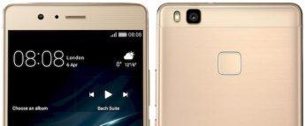 Huawei P9 Lite - Portada