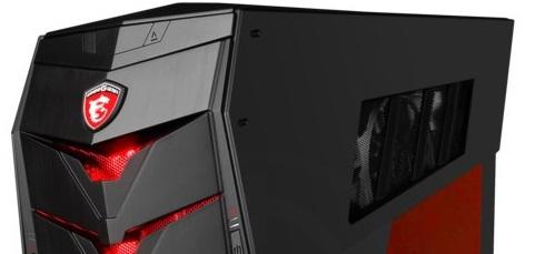 MSI Aegis: Nuevo barebone compacto de alto rendimiento