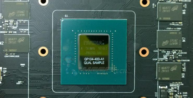 Nvidia Pascal GP104-400 - Portada