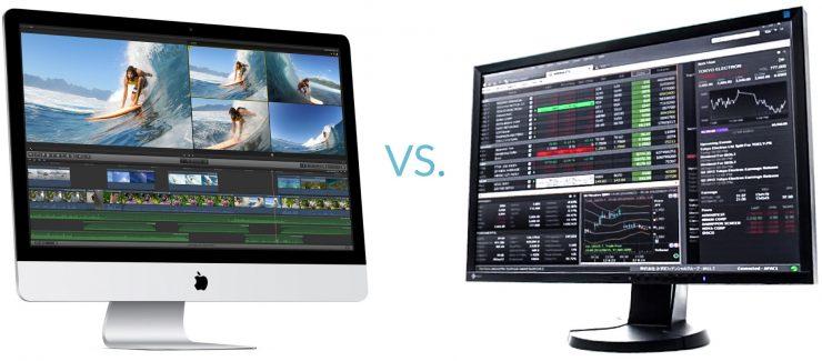 PC personalizado vs iMac