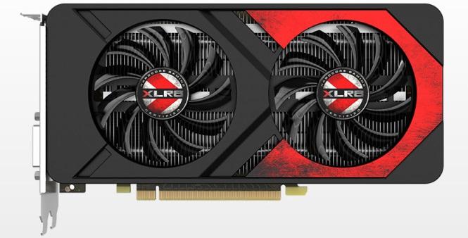PNY GeForce GTX 960 XLR8 OC y GeForce GTX 95 XLR8 OC