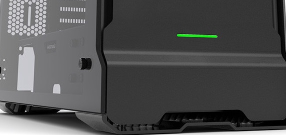 Phanteks EVOLV Tempered Glass Edition - Portada