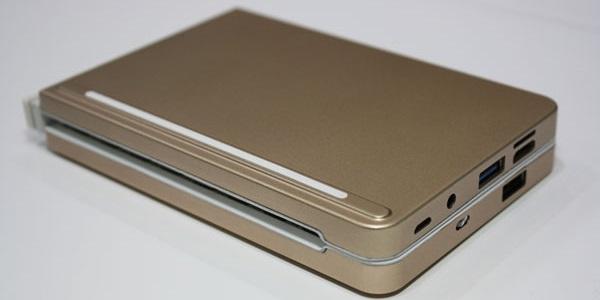 PiPO KB2: PC en forma de teclado que además se pliega