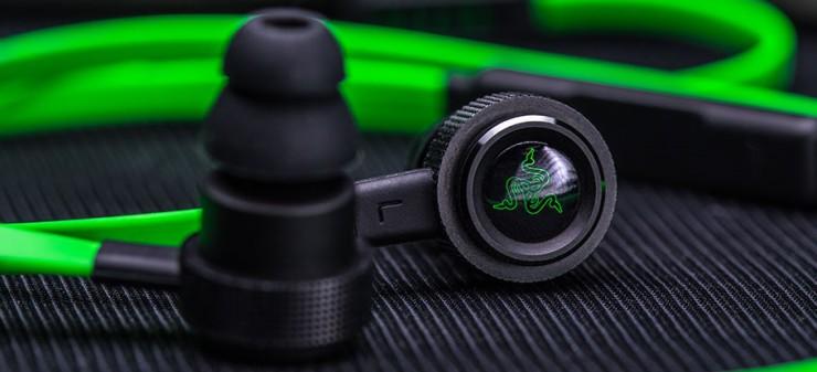 Razer Hammerhead Pro v2 - Portada