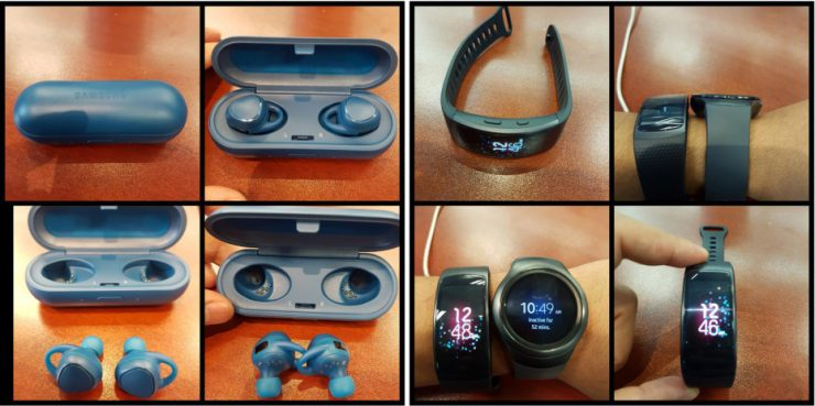 Samsung Gear IconX - Gear Fit 2