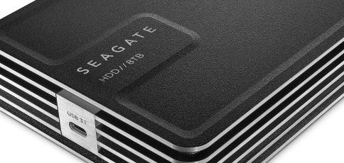 Seagate Innov8: El primer HDD externo de 8TB por USB 3.1 Type-C
