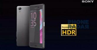 Sony Xperia X Premium - Filtracion