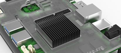 UDOO X86: 10 veces más potente que el Raspberry Pi 3 por 79€