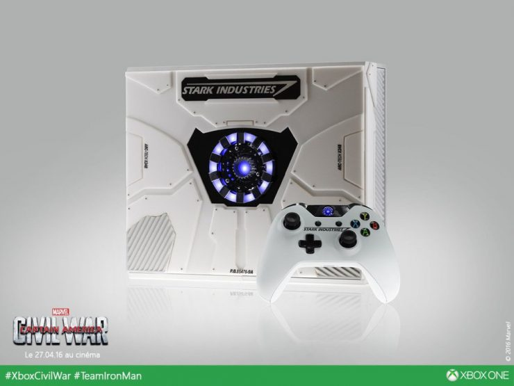 Xbox One Iron Man 740x555 0