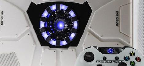 Así es la Xbox One edición especial de Iron Man