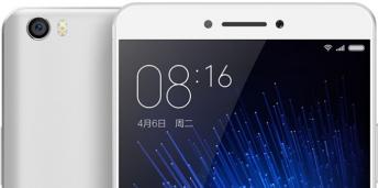 Xiaomi Max - Portada