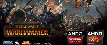 AMD Total War Warhammer - Portada