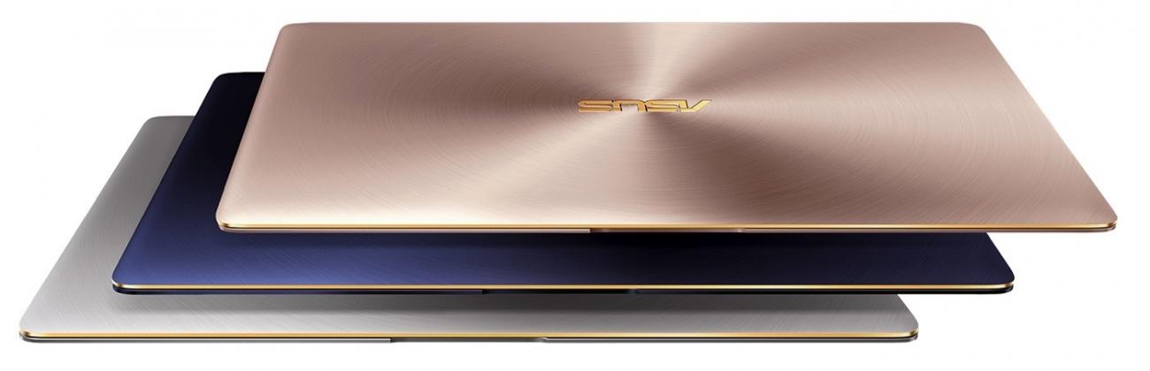 ASUS ZenBook 3: Más ligero y potente que MacBook