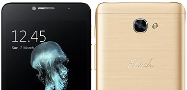 Alcatel Flash Plus 2 - Portada