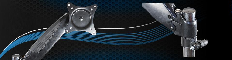 Review: Arctic Z1-3D, soporte para monitores
