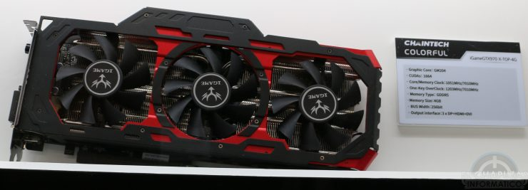 Colorful GeForce GTX 970 iGame X-TOP