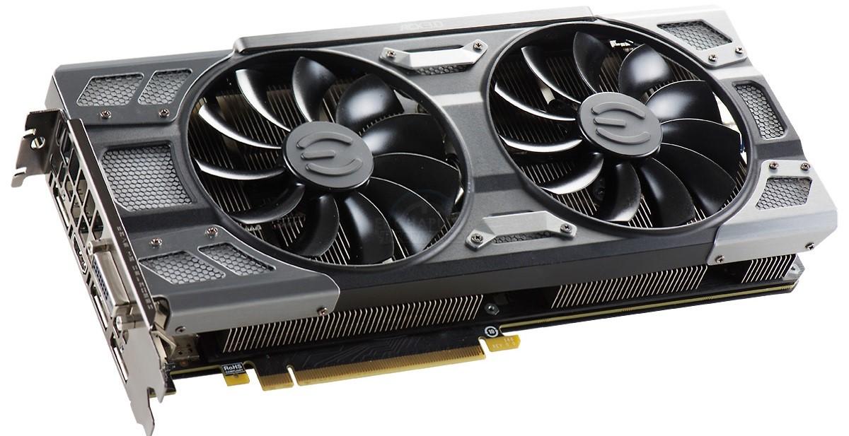 EVGA GeForce GTX 1080 FTW ACX 3.0
