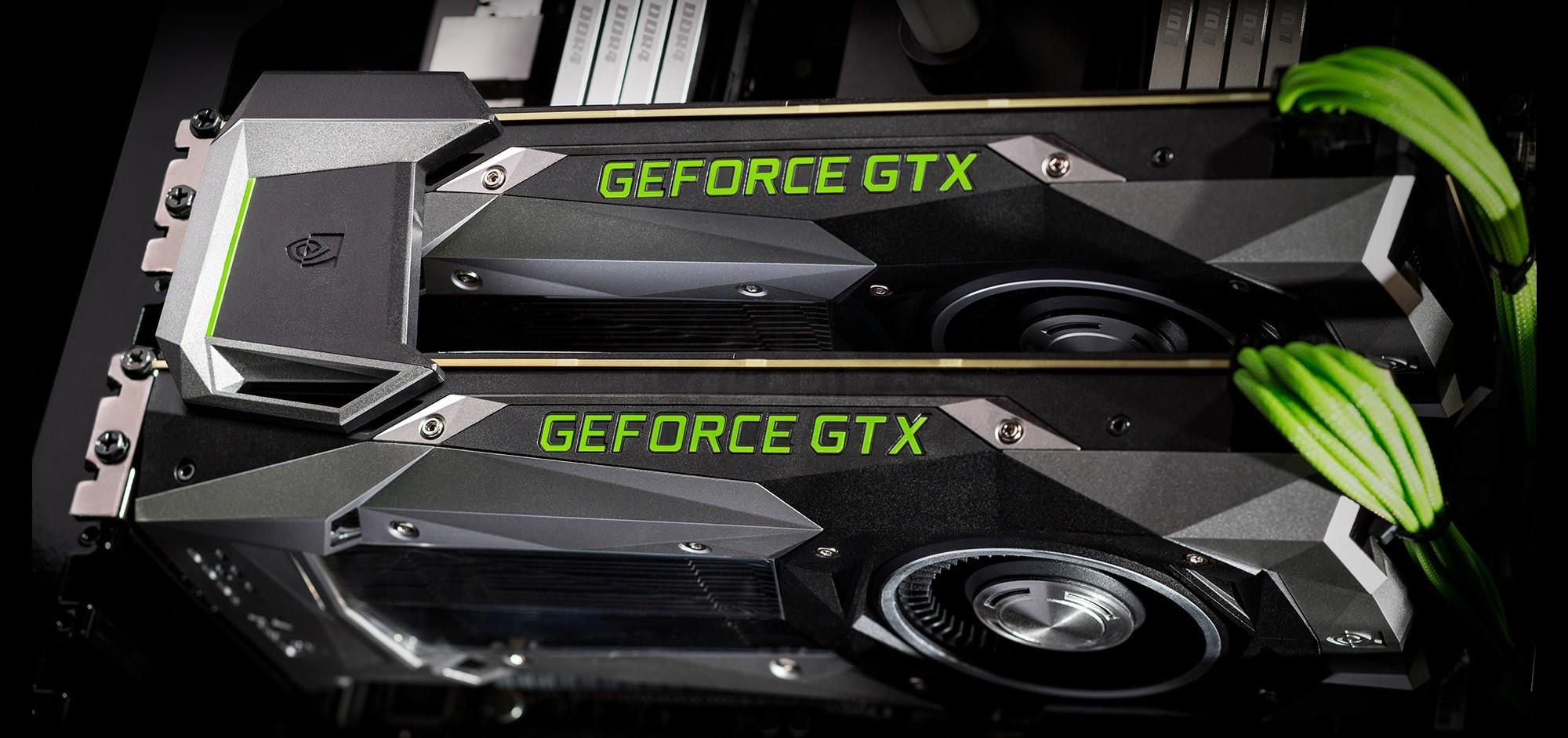 Las GeForce Pascal están limitadas a configuraciones 2-Way SLI como máximo