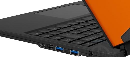 El Gigabyte Aero 14 (19.9mm/1.89kg) se actualiza con una GeForce GTX 1060