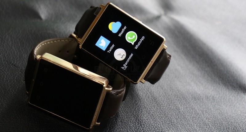 NO.1 D6: Smartwatch con Android 5.1 que alcanza los 18K en AnTuTu