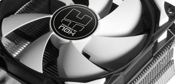 Nox Hummer H-312: Disipador CPU que competirá en la gama media