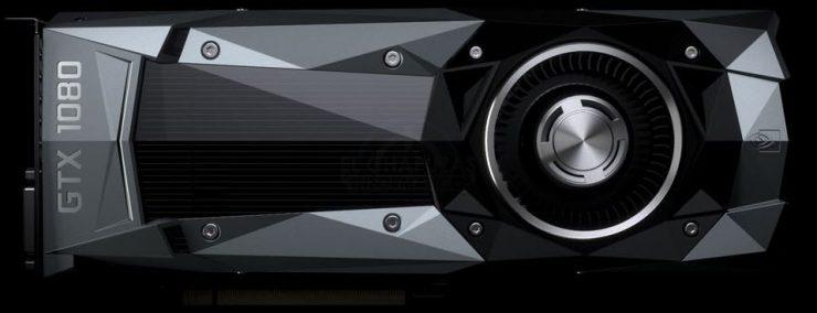 Nvidia GeForce GTX 1080 Oficial
