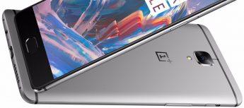 OnePlus 3 - Portada