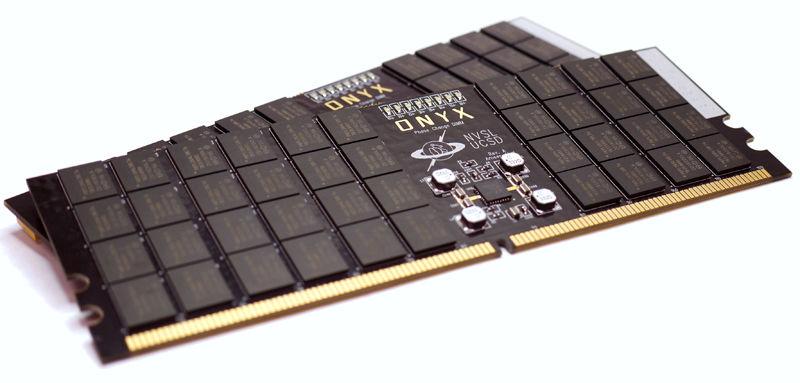 El coste de las memorias PRAM se equipara a la memoria Flash