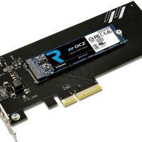Toshiba OCZ RD400: SSDs ultra rápidos en formato M.2 y PCIe