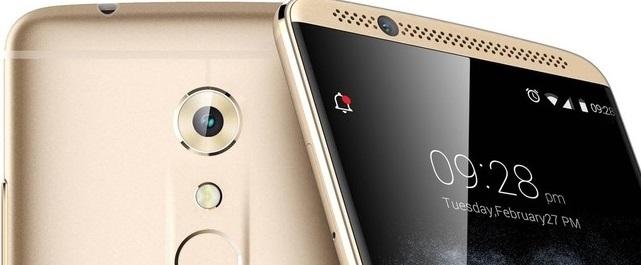 El ZTE Axon 7 (5.5″ QHD + Snapdragon 820) llegará a Europa por 409 euros