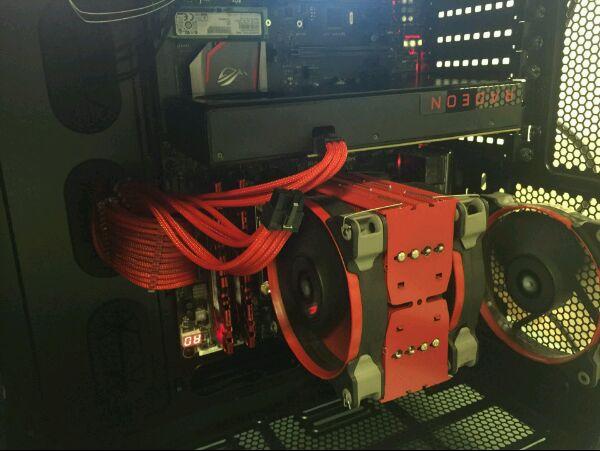 AMD Radeon RX 480 en PC