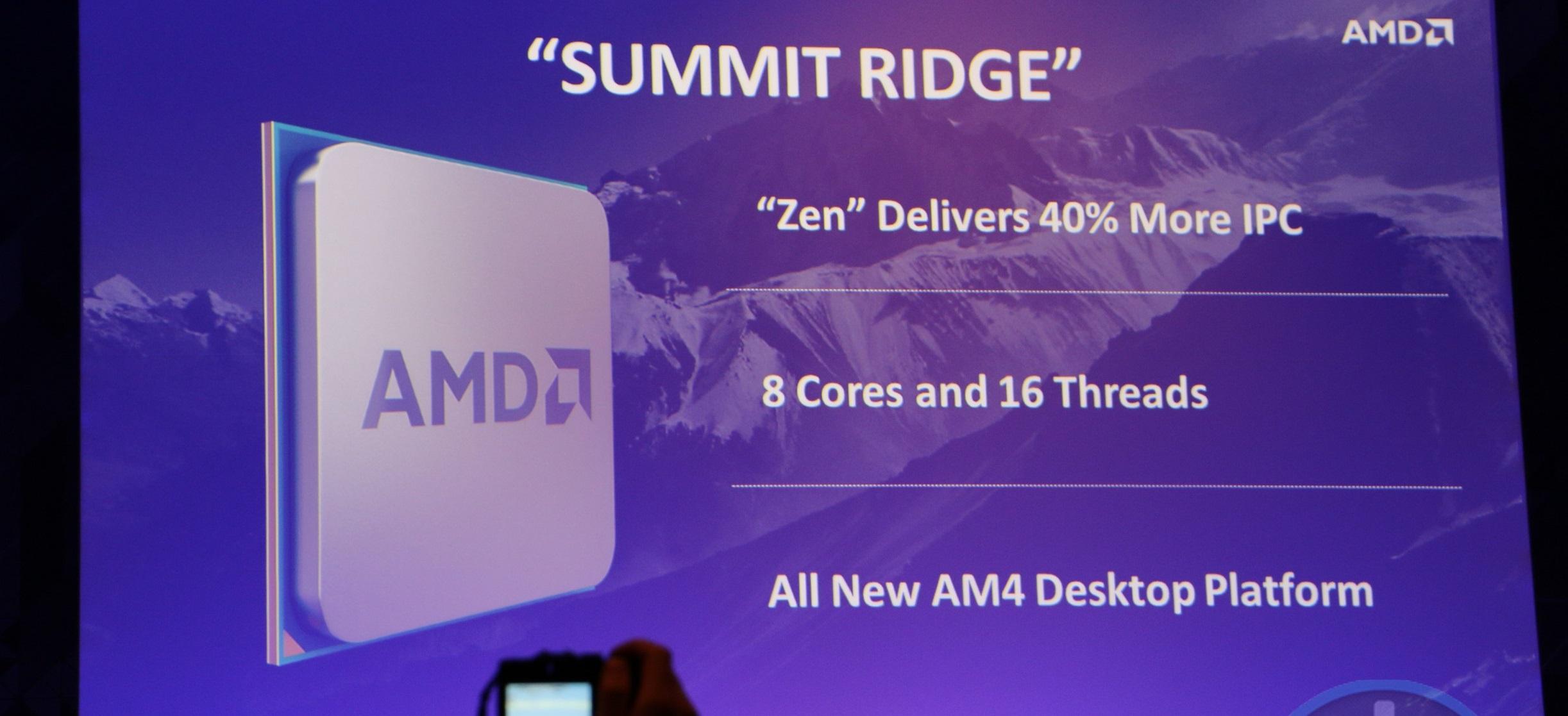 Todas las APUs AMD Zen tendrán gráficos Polaris