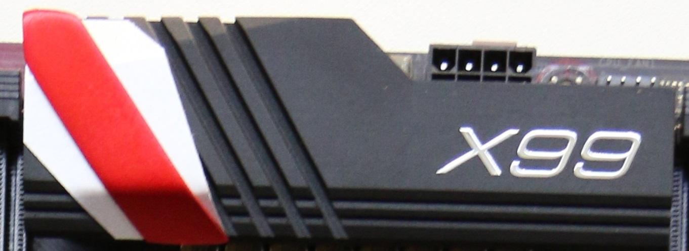 ASRock Fatal1ty X99 Professional Gaming i7 - portada