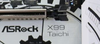 ASRock X99 Taichi - portada