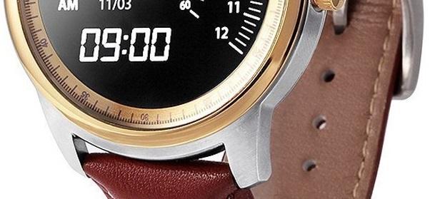 DM365: Smartwatch con chasis de Seiko