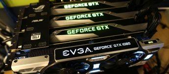 GeForce GTX 1080 4-Way SLI
