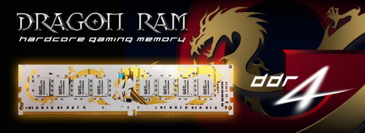 GeiL Dragon DDR4 Oficial