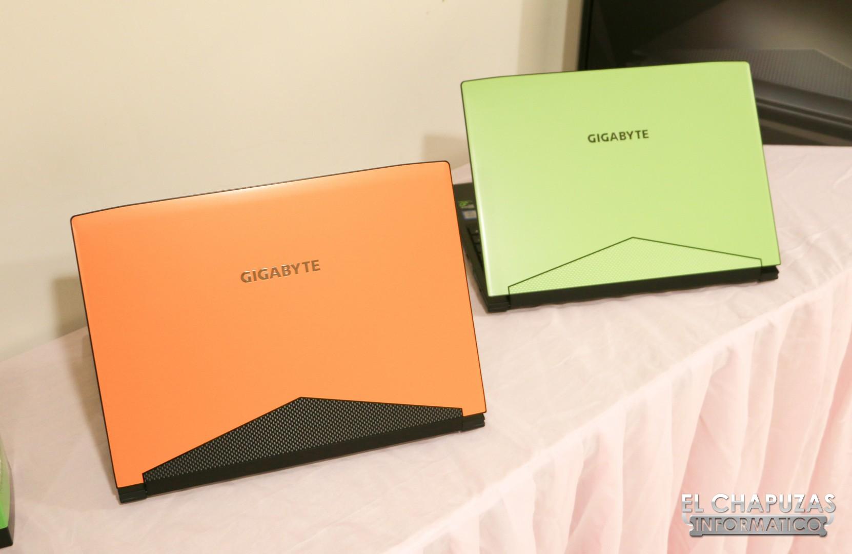 #Computex – Gigabyte Aero 14, portátil gaming muy colorido