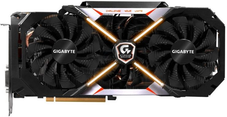 Gigabyte GeForce GTX 1080 Xtreme Gaming (1)