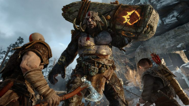 God of War PS4 740x416 0