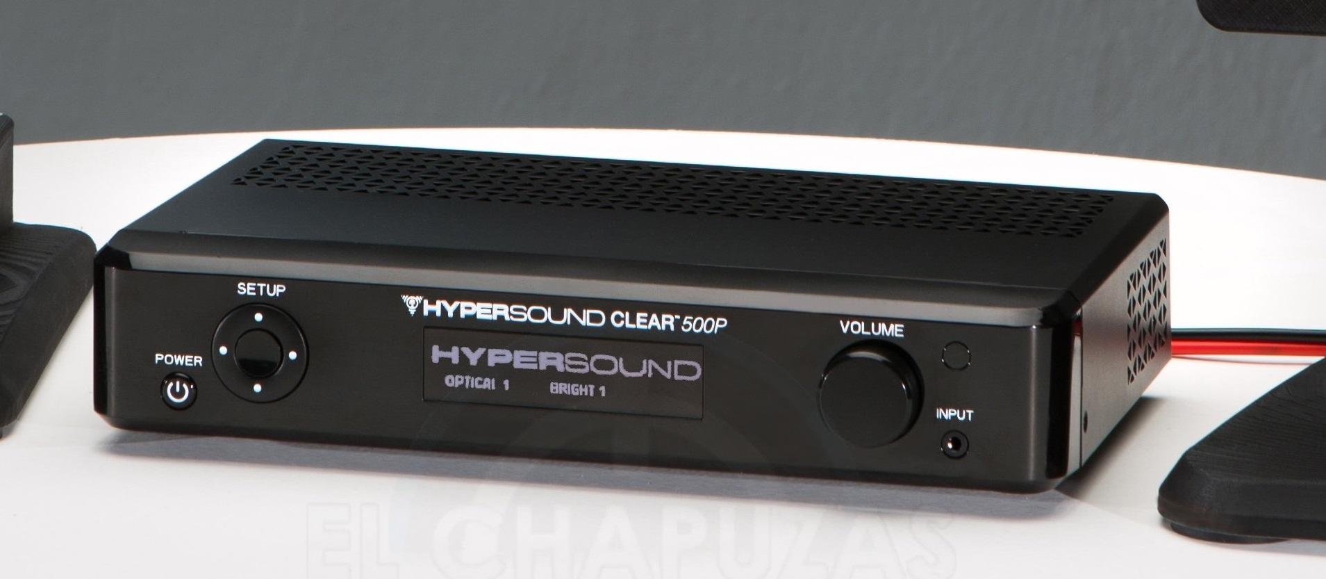 HyperSound Glass podría convertir la pantalla de un smartphone en un altavoz